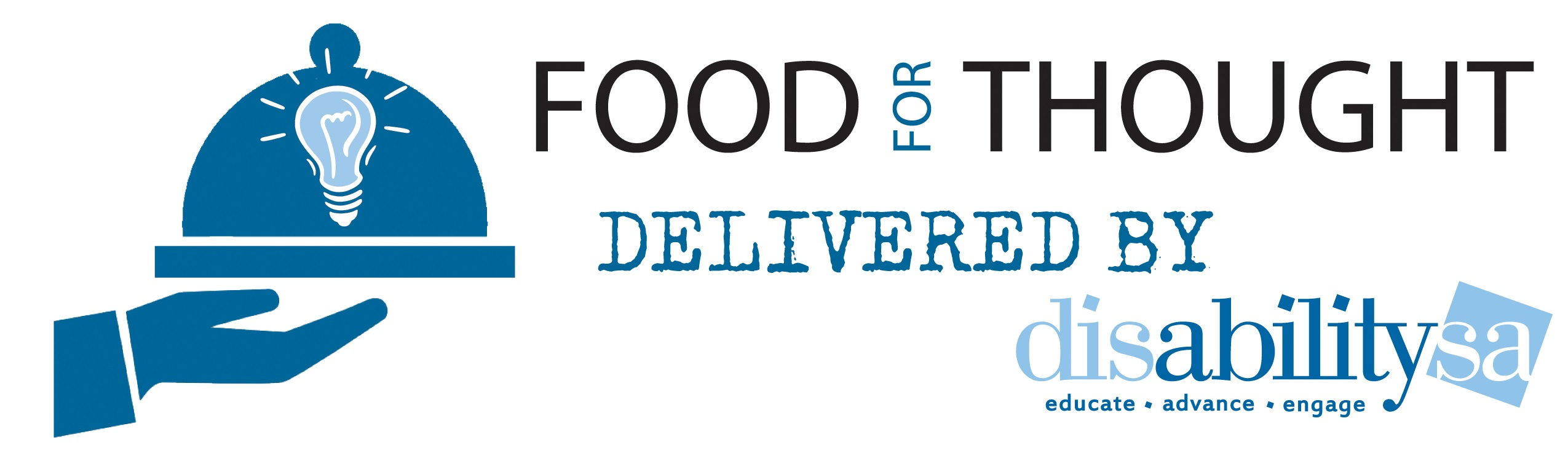 food for thought educational series logo